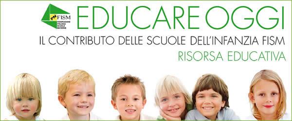 FISM Pordenone: Educare Oggi